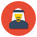 Arabian Man Icon