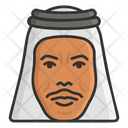 Arab Shaikh Arabian Man Muslim Icon
