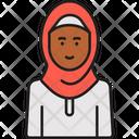 Arabian Woman Icon