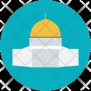 Arabic Building Islamic Icon