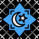 Muslim Islamic Eid Icon