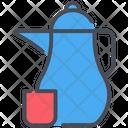 Arabic Coffee Arabic Teapot Coffee Pot Icon