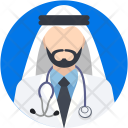 Arabic Doctor Icon