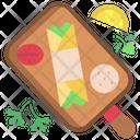 Arabic Kebab Arabic Food Kebab Icon