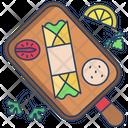 Arabic Kebab Icon