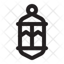 Iconography Islam Lamp Arabic Icon
