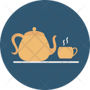Arabic Qahwa Arabic Coffee Arabic Tea Icon