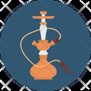 Arabic Smoke Arabic Hookah Bubbly Hubbly Icon