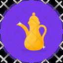 Arabic Teapot Dallah Arabic Coffee Icon