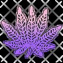 Aralia Leaf Icon