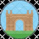 Arc De Triomf Barcelona Arch Spain Monument Icon