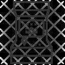 Arcade Game Video Icon