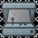 Arcade Game Play Icon