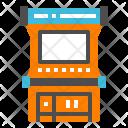 Arcade Player Device Icon