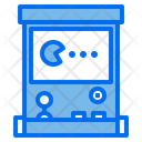 Arcade Game Player Entertainment Icon