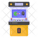 Arcade Game Video Game Eating Bubble Game Icon