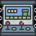 Arcade Game Gamer Icon