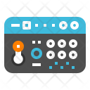 Arcade Player Joystick Icon
