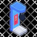 Arcade Punching Icon