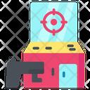 Arcade Shoot Arcade Game Icon