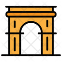 Arch Architecture Building Icon