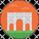 Arch Of Constantine Triumphal Arch Paris Arch Icon