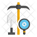 Archaeological Tools Icon
