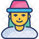 Archaeologist Avatar Character Icon