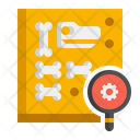 Archaeozoology Archaeological Discovery Icon