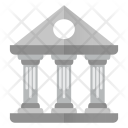 Archeology Building Architecture Icon