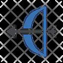 Archer Dart Arrow Icon