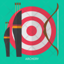 Archery Sport Awards Icon