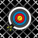 Archery Archery Dart Sport Icon