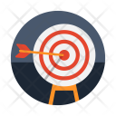 Archery Sport Game Icon