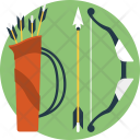 Archery Sports Game Icon