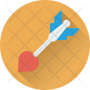 Archery Heart Arrows Icon