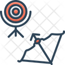 Archery Archer Concentration Icon