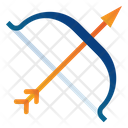 Bow Hunt Archery Icon