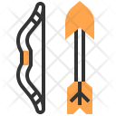 Culture Archery Weapons Icon