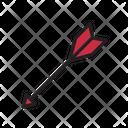 Aim Archery Sport Icon