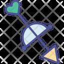 Archery Loving Arch Icon