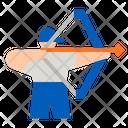 Archery Archer Archery Sport Icon