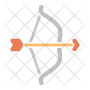 Archery Bow Arrow Icon