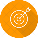 Archery Bull Eye Icon