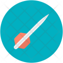 Archery Bullseye Arrow Icon