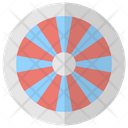 Archery Board Arrow Icon