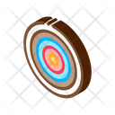 Target Archery Equipment Icon