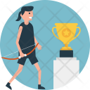 Competition Sports Game Icon
