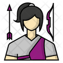 Archery Avatar Bow Icon