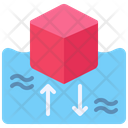 Archimedes Principle Physics Science Icon